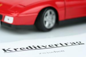Schufa-Auskunft beim Autokredit