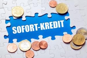 Sofort-Kredit